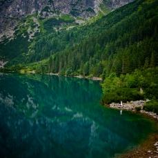 Fotograf w Tatrach