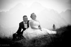Zdjęcia Ślubne w Tatrach Rusinowa Polana