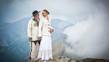 zdjecia slubne w gorach wesele goralskie zakopane tatry harenda
