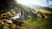 Zdjecia slubne w gorach tatry zakopane czarny staw gasienicowy