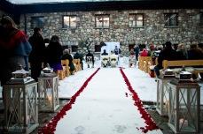Slub zima w gorach, Zakopane Hotel Aries