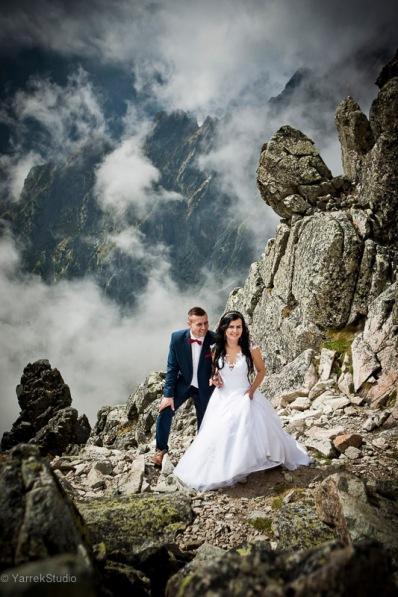 Zdjęcia Ślubne Tatrzańska Łomnica