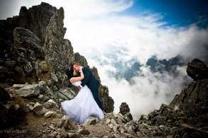 Sesja Ślubna Tatry Słowackie