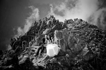 Sesja Ślubna w Tatrach Słowackich